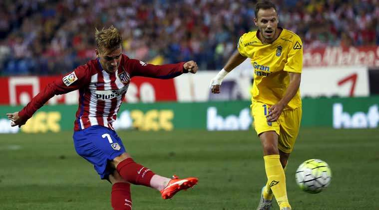 Las Palmas vs Atletico Madrid