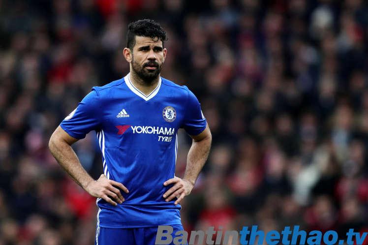 Marseille đang rất muốn có Diego Costa trong đội hình