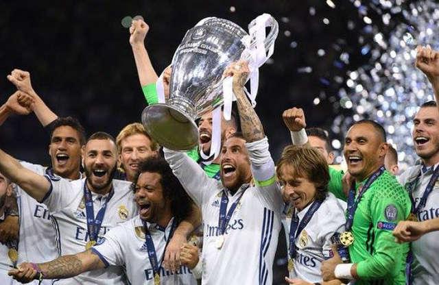 Real khó lòng bảo vệ được danh hiệu vô địch Champions League năm nay