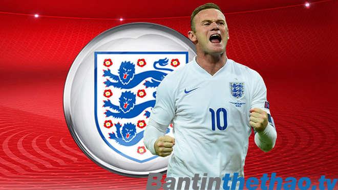 Rooney nói lời từ giã đội tuyển quốc gia