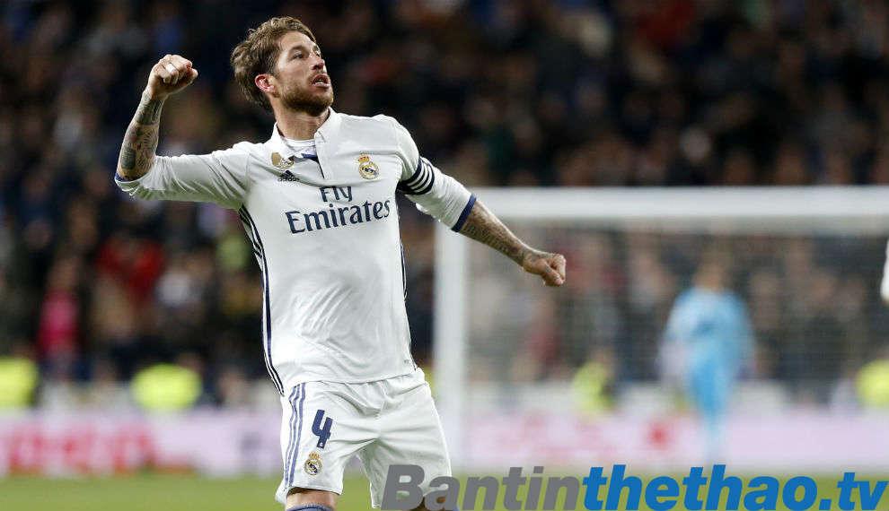 Sergio Ramos dần trở thành điểm yếu của Real