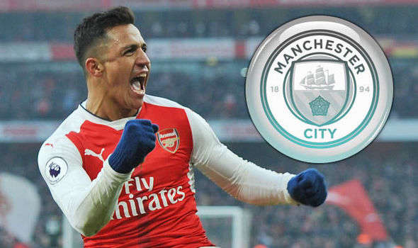 Alexis Sanchez sắp được toại nguyện rời Arsenal, gặp lại thầy cũ Pep Guardiola