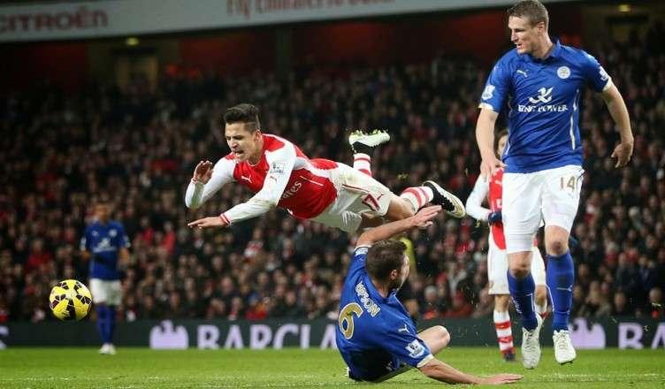 Arsenal vs Leicester City ngày 12/8/2017 vòng 1 giải Ngoại Hạng Anh