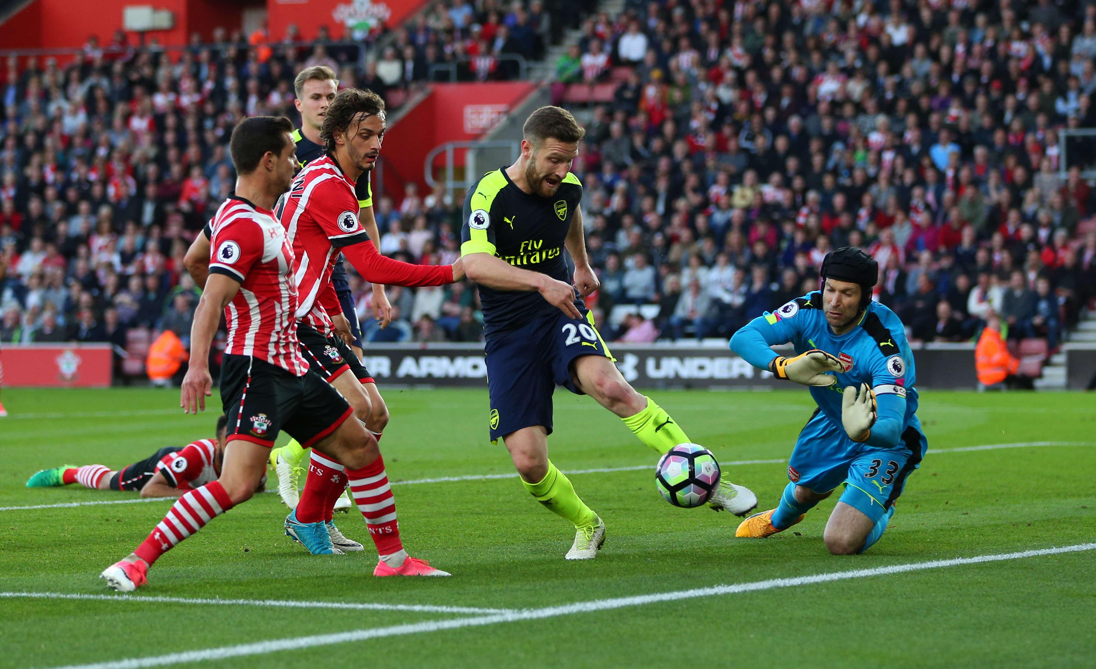 Arsenal vs Stoke City ngày 19/8/2017 vòng 2 giải Ngoại Hạng Anh