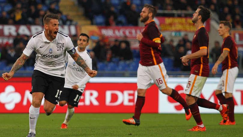 Atalanta vs Roma ngày 20/8/2017 giải VĐQG Italia Ý - Serie A