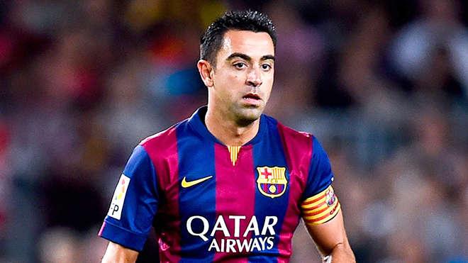 Barca sẽ không còn chơi với những mẫu tiền vệ hào hoa như Xavi nữa