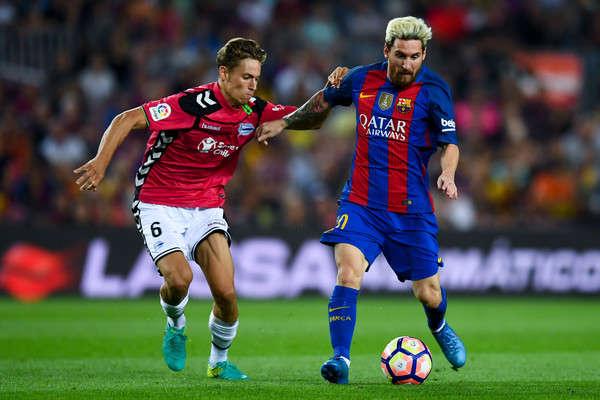 Barca vs Deportivo Alavés ngày 26/8/2017 giải VĐQG Tây Ban Nha  La Liga