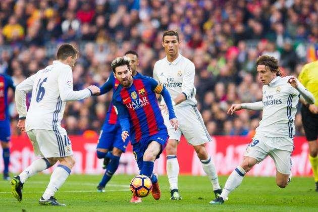 Barca vs Real ngày 14/8/2017 giải Siêu Cúp Tây Ban Nha