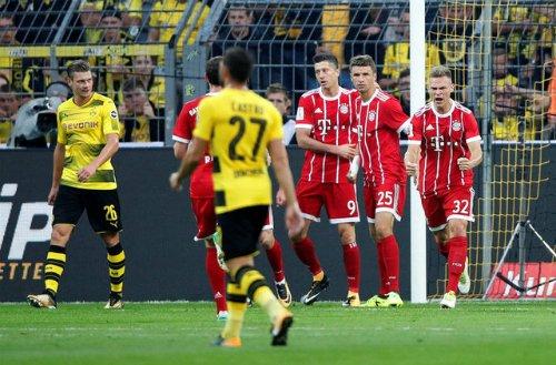 Dortmund thiếu may mắn để giành chiến thắng ngay trong 90 phút.