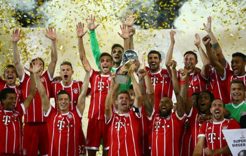 Bayern giành danh hiệu đầu tiên cho mùa giải mới