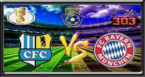 Link sopcast Bayern vs Chemnitzer FC ngày 12/8/2017 vòng DFB Cup