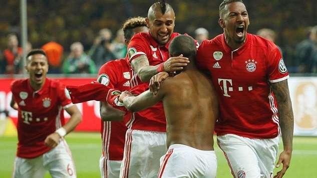 Bayern vs Chemnitzer FC ngày 12/8/2017 vòng DFB Cup