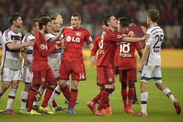 Bayern vs Levekusen ngày 19/8/2017 giải vô địch Bundesliga