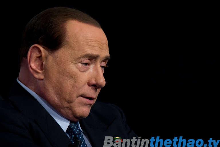 Berlusconi đã đưa Milan trở thành ánh hào quang trong quá khứ