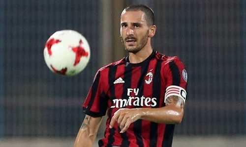 Những bước ngoặt tại Serie A mùa giải 2017-2018 của AC Milan