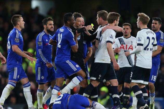 Chelsea vs Tottenham ngày 20/8/2017 vòng 2 giải Ngoại Hạng Anh