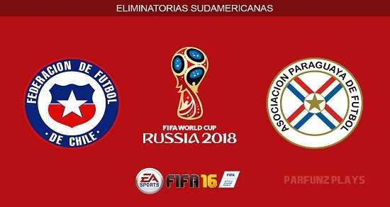 Link Sopcast, link xem trực tiếp Chile vs Paraguay vòng loại World Cup 1/9/2017