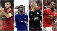 Morata, Salah, Pogba dẫn đầu đội hình tiêu biểu vòng 3 Premier League