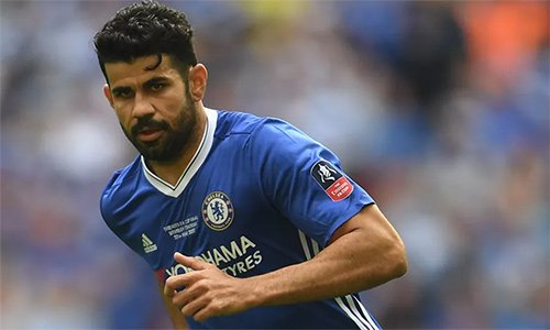 Costa muốn sớm tìm đường ra đi để thoát khỏi tình cảnh bị Chelsea, Conte bạc đãi hiện tại.