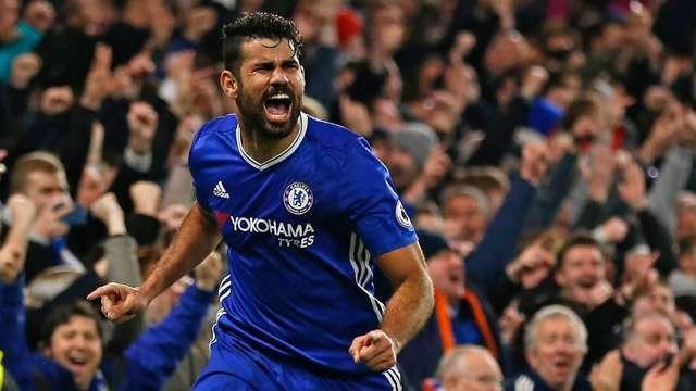 Diego Costa lâm vào tình cảnh khó khăn ở Chelsea