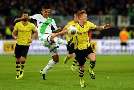 Dortmund vs Wolfsburg ngày 19/8/2017 vòng 1 giải vô địch Bundesliga