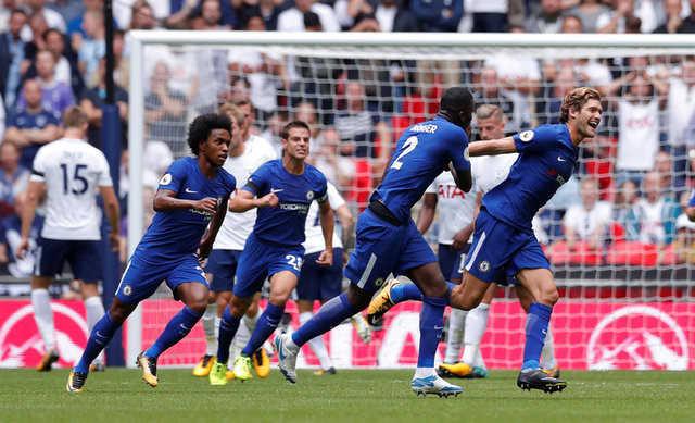 Dư âm trận Tottenham 1-2 Chelsea: Sức Mạnh Của Ta Đây!