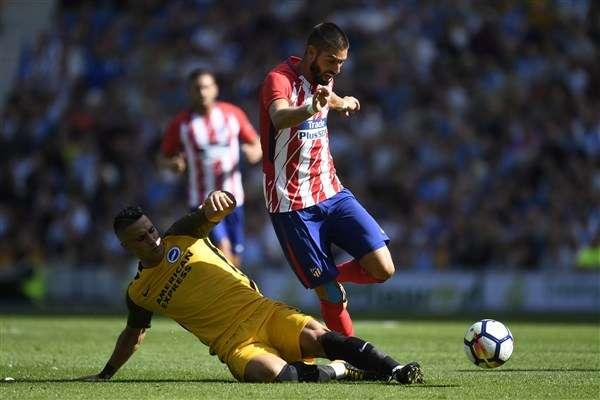 Girona vs Atlético Madrid ngày 20/8/2017 vòng 1 giải VĐQG Tây Ban Nha  La Liga