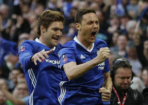 Hai chức vô địch Ngoại hạng Anh trong ba mùa giải gần nhất của Chelsea mang nhiều dấu ấn của Matic.