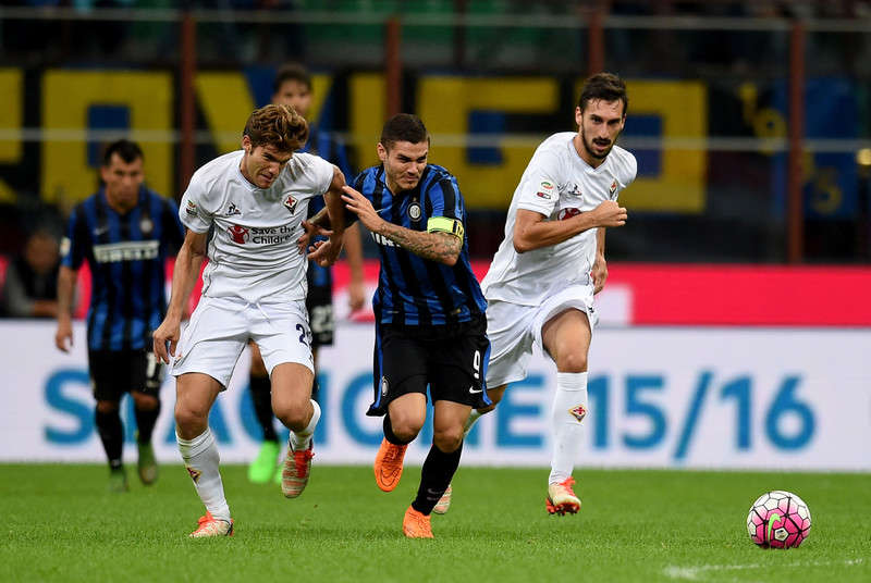 Inter Milan vs Fiorentina ngày 21/8/2017 giải VĐQG Italia Ý - Serie A