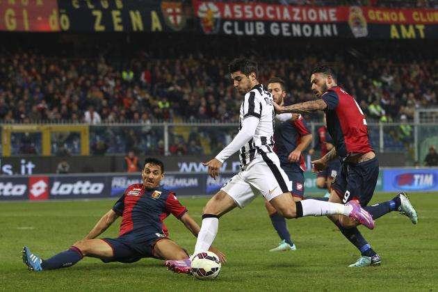 Juventus vs Genoa ngày 26/8/2017 giải VĐQG Italia Ý - Serie A