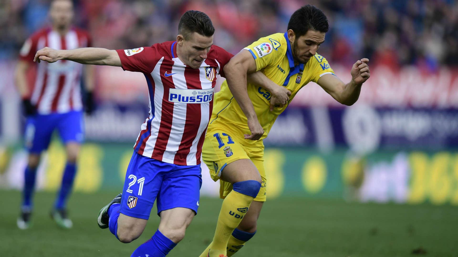 Las Palmas vs Atlético Madrid ngày 27/8/2017 giải VĐQG Tây Ban Nha  La Liga