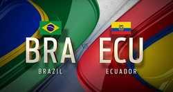 Link Sopcast, link xem trực tiếp Brazil vs Ecuador vòng loại World Cup 1/9/2017