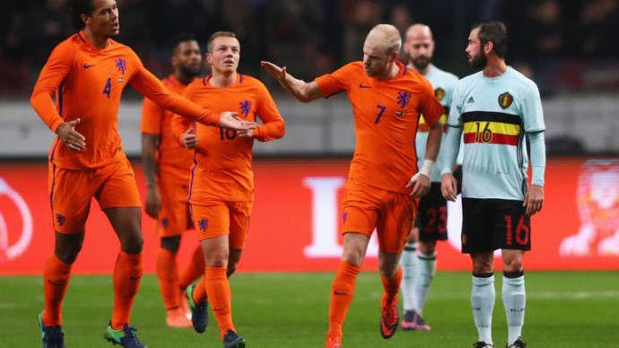 Hà Lan vs Bulgaria vòng loại World Cup 3/9/2017