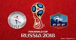 Link Sopcast, link xem trực tiếp Pháp vs Luxembourg vòng loại World Cup 4/9/2017