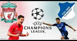 Link sopcast Liverpool vs Hoffenheim ngày 16/8/2017 giải Cup C1 UEFA Champions League