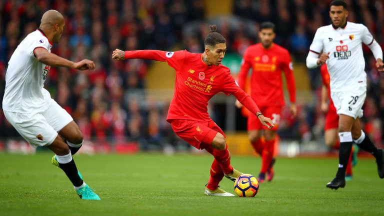 Liverpool vs Watford ngày 12/8/2017 vòng 1 giải Ngoại Hạng Anh