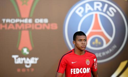 Mbappe sắp chuyển sang PSG với giá 164 triệu đôla