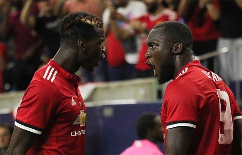 Pogba và Lukaku sẽ là tương lai của Man Utd.