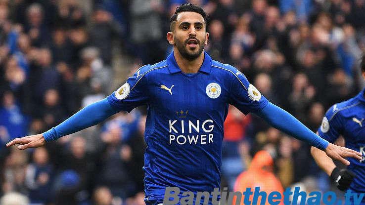 Riyad Mahrez sẽ rời Leicester trong kỳ chuyển nhượng này?