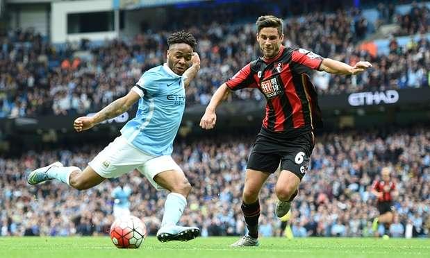 Man City vs Bournemouth ngày 26/8/2017 giải Ngoại Hạng Anh