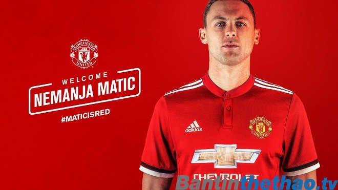 Matic không phải là người duy nhất trong gia đình theo nghiệp bóng đá