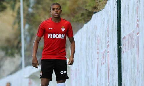 Lộ dấu hiệu Mbappe sẽ rời khỏi Monaco trong thời gian tới