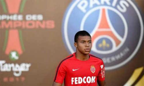 PSG chuẩn bị chi 212 triệu đôla mua Mbappe