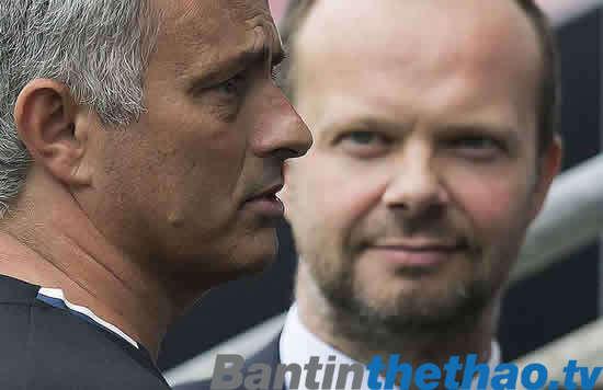 M.U của Mourinho là ứng viên sáng giá cho chức vô địch Premier League năm nay