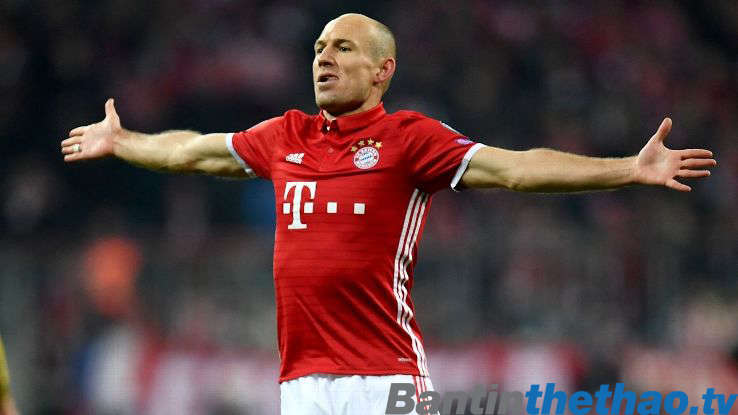 Robben sẽ tái ngộ thầy cũ?
