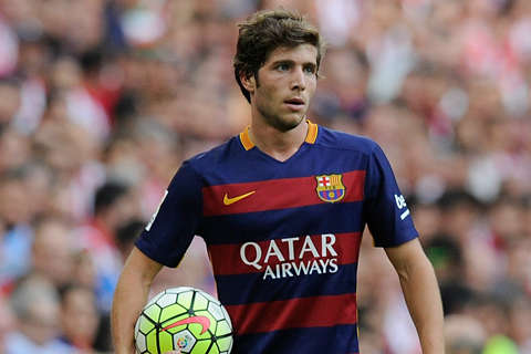 Sergi Roberto đòi rời Barca, M.U sẵn sàng chi 36,5 triệu bảng