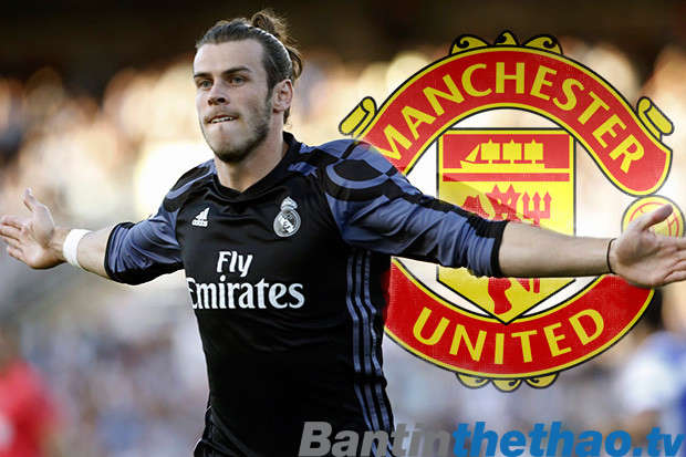 MU vẫn còn cơ hội sở hữu Bale