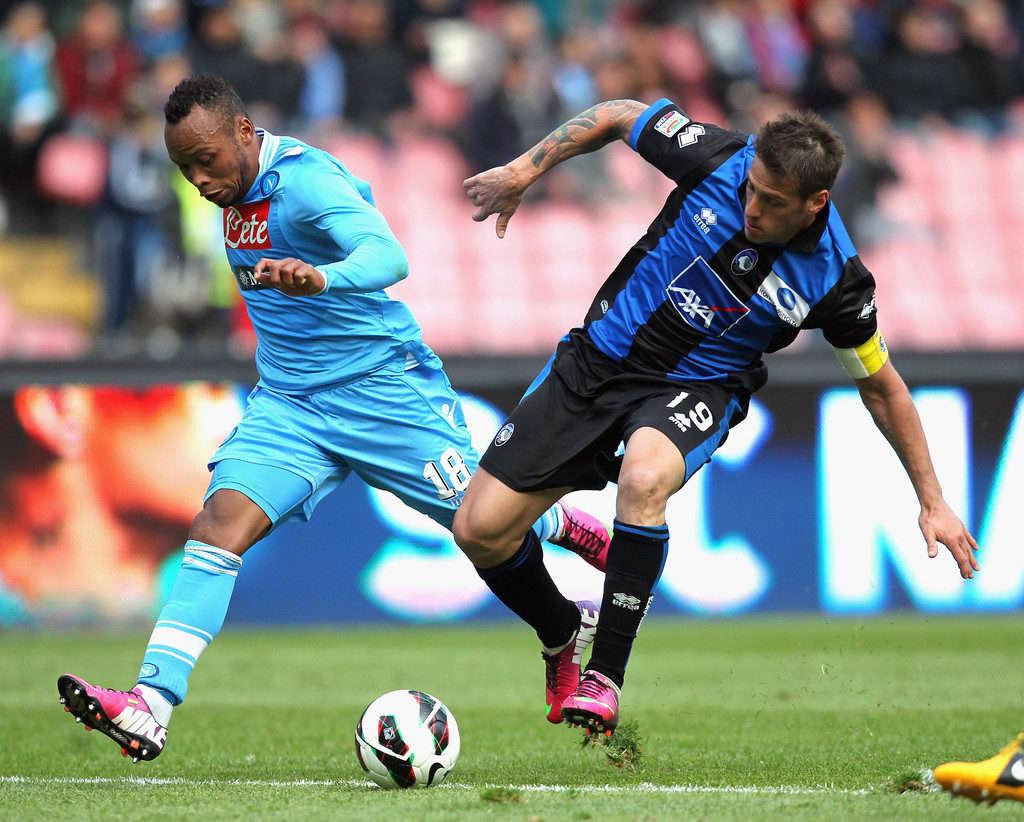 Napoli vs Atalanta ngày 28/8/2017 giải VĐQG Italia Ý - Serie A