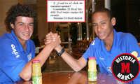 CLB trong mơ Neymar và Coutinho là Real Madrid