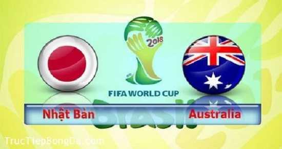 Link Sopcast, link xem trực tiếp Nhật Bản vs Australia vòng loại World Cup 31/8/2017